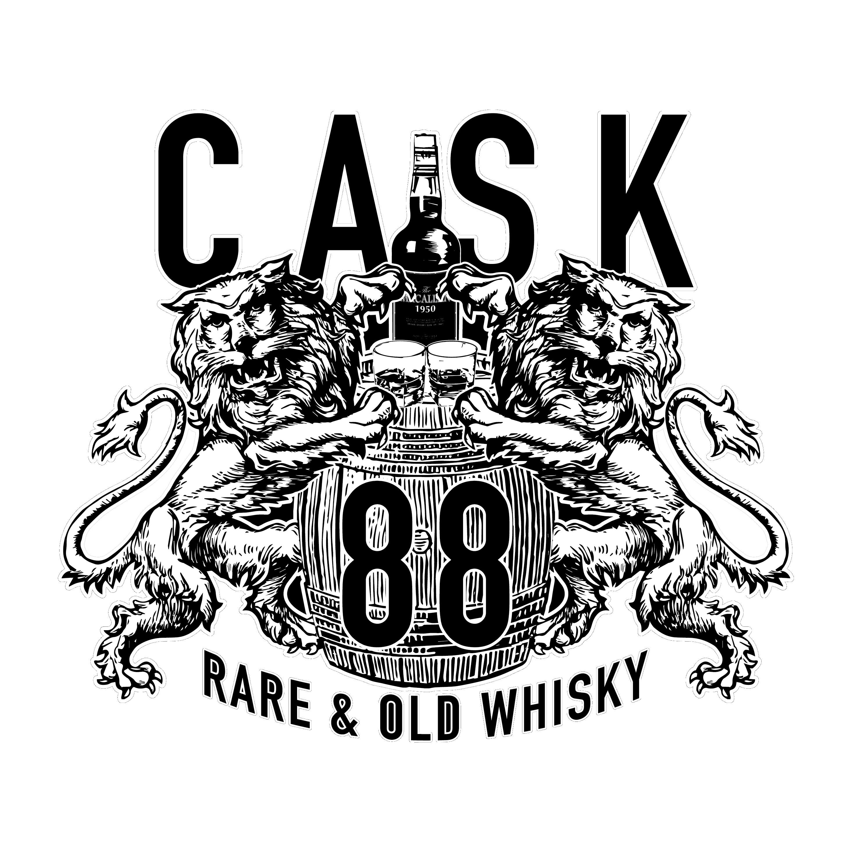 cask 88 trading- company logo