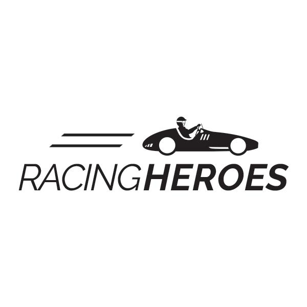 racing heroes- company logo