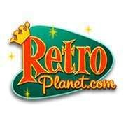 retro planet- company logo