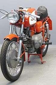 Aermacchi 1962 Ala Verde 250cc 1 cyl ohv 2608