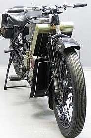 Scott 1927 Super Squirrel 600cc 2 cyl ts 2603