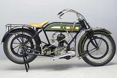 BSA 1915 Model K 557cc 1 cyl sv 2602