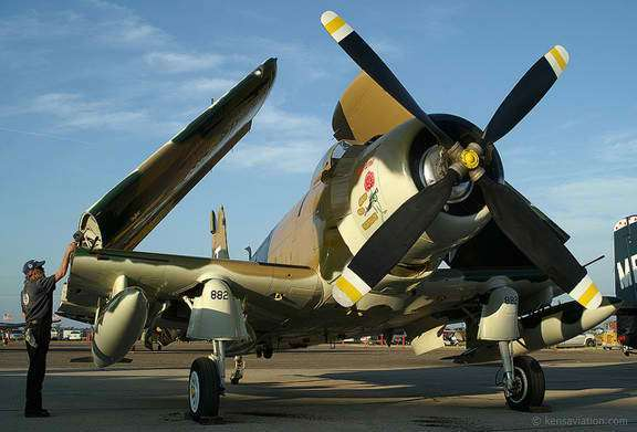 1952 AD4-NA Skyraider