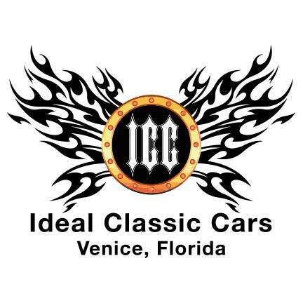 ideal classic cars- company logo