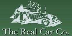 the real car- company logo