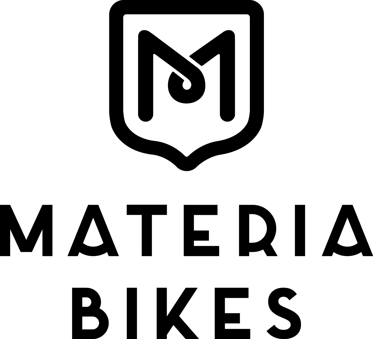 materia bikes- company logo