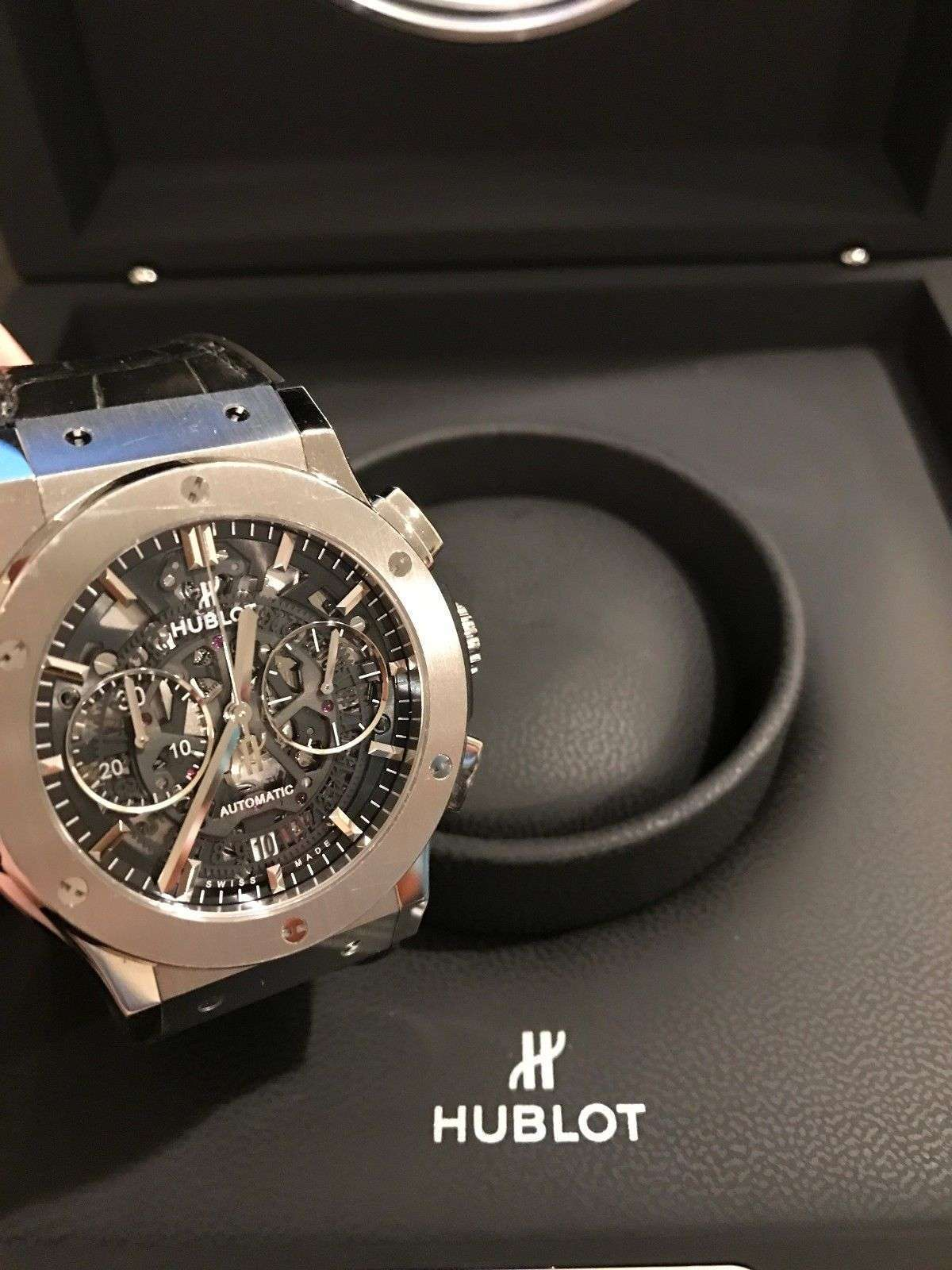 Hublot Classic Fusion AeroFusion 45mm Chronograph Skeleton