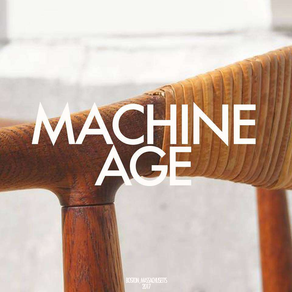 machine age- company logo