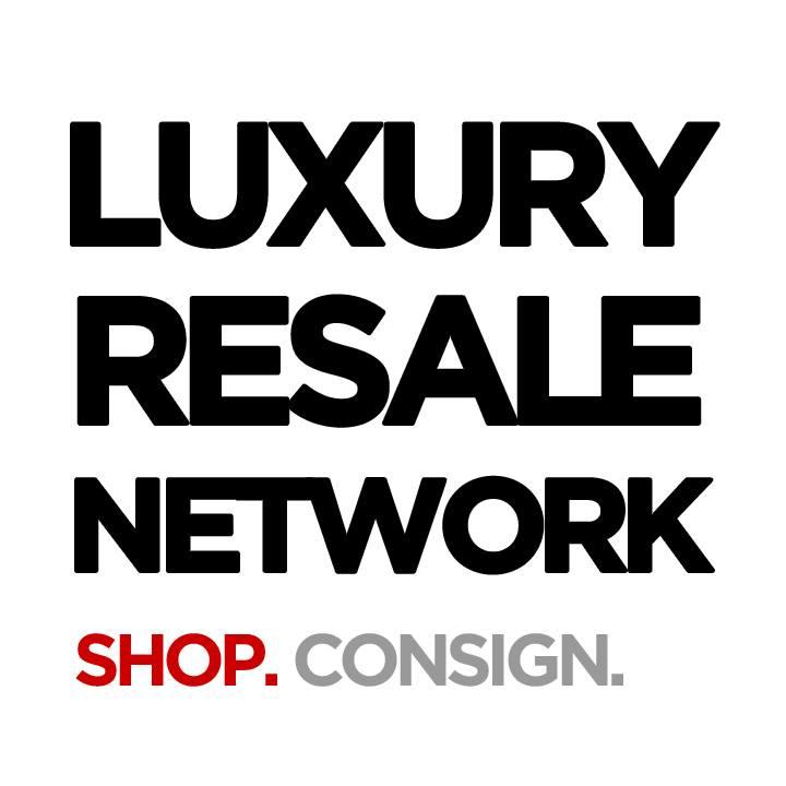 luxury resale network- company logo
