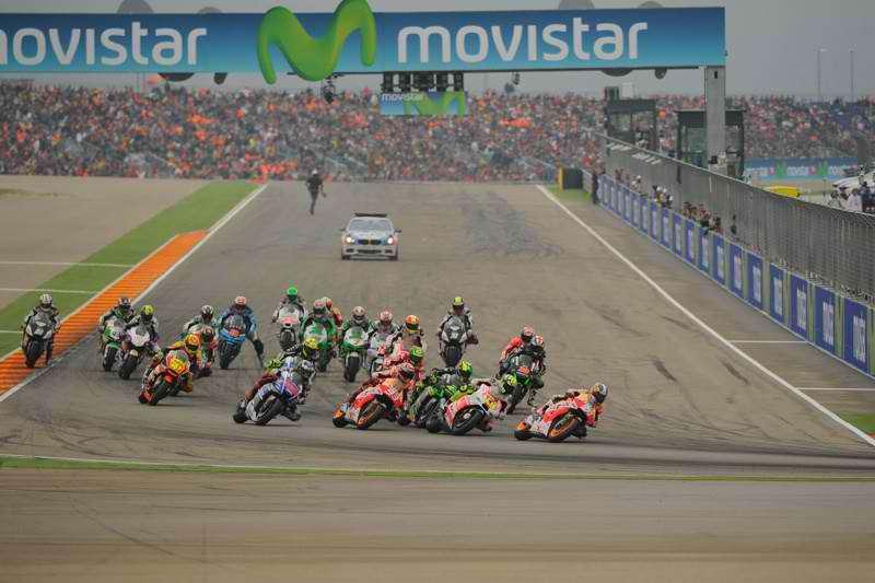 Gran Premio Movistar de Aragón - August 22-24, 2017