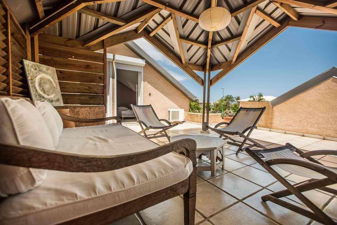 Villa Le Mas Creole