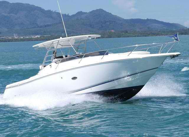 Sunseeker Sportfisher 37 Power Sport Fishing