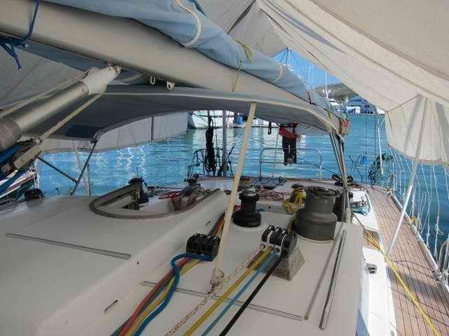 Bouvet 52 Sail Boat