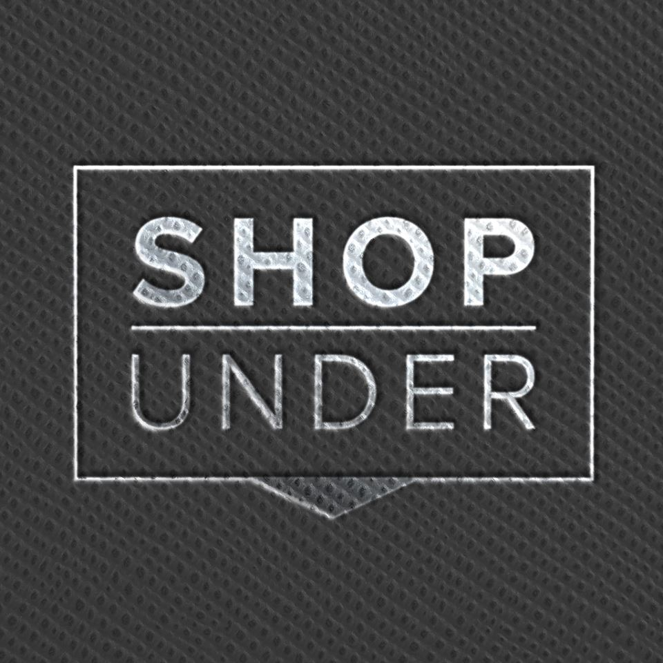 shop under- company logo