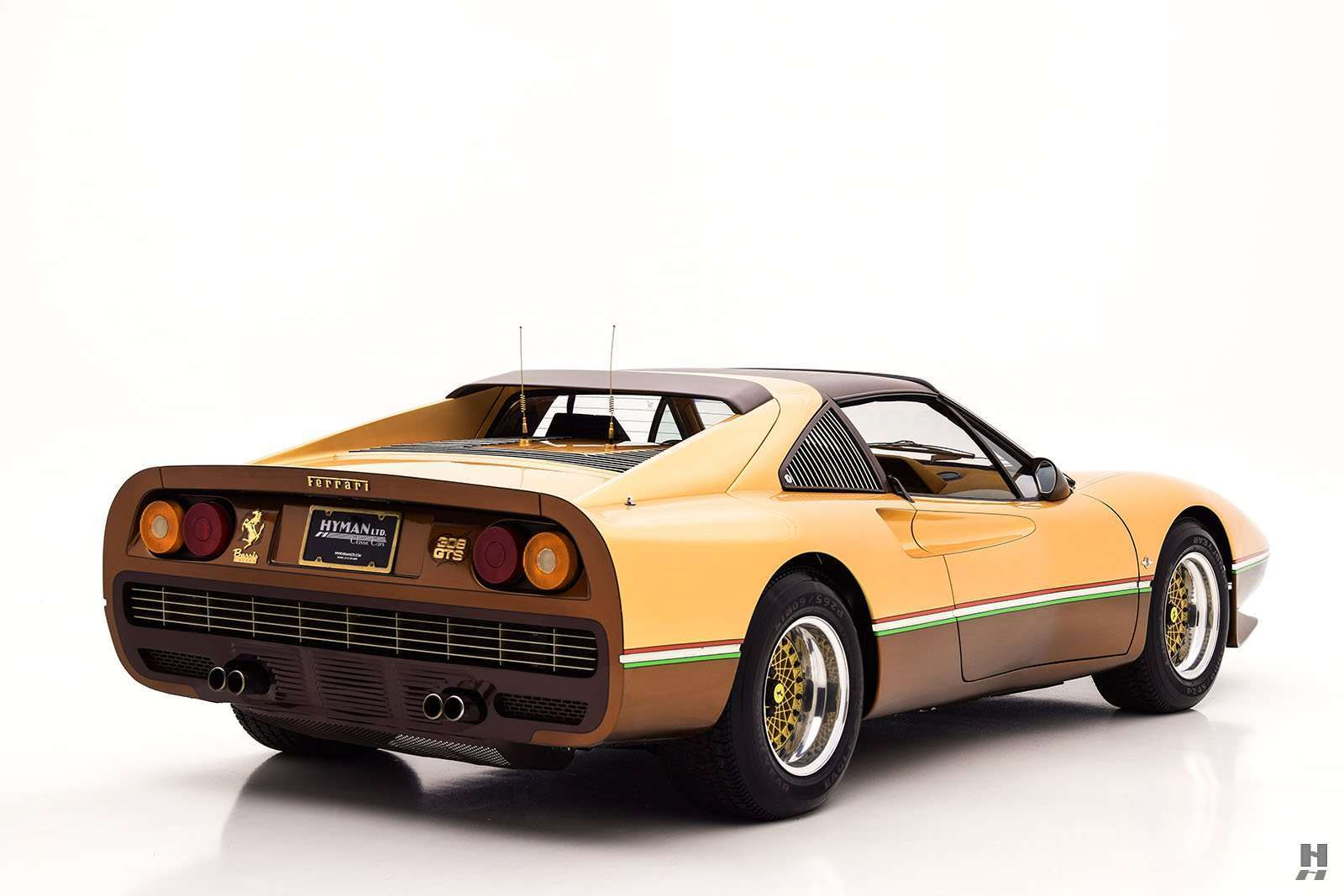 1978 ferrari 308 gts by george barris