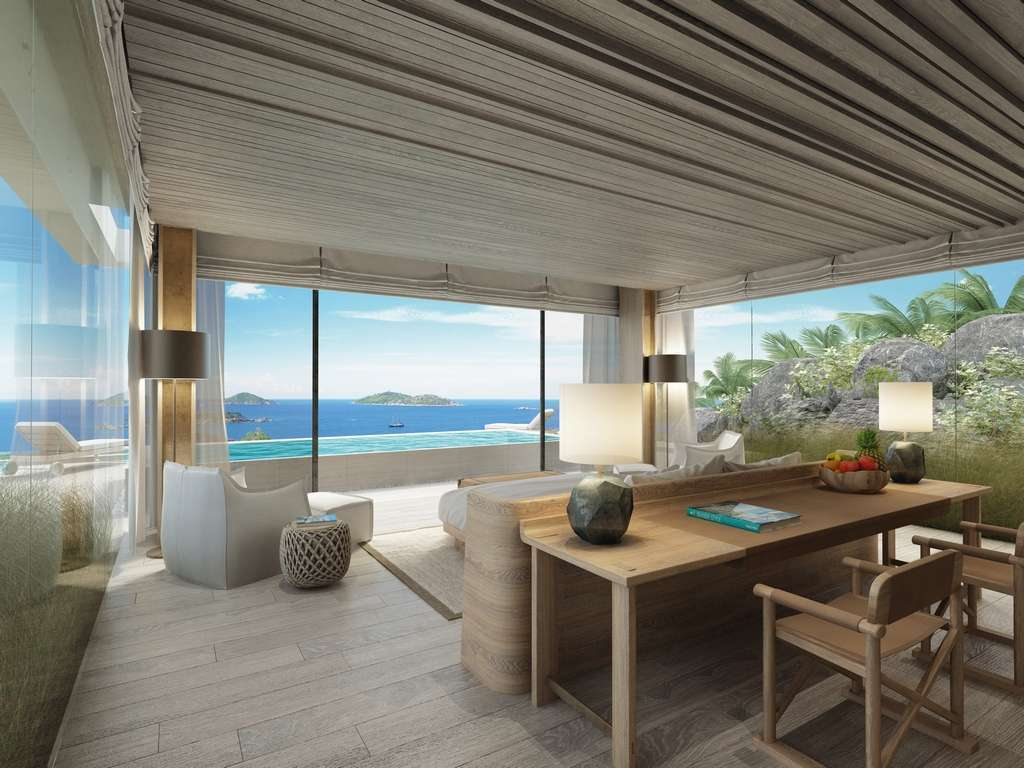 Private villas in Seychelles