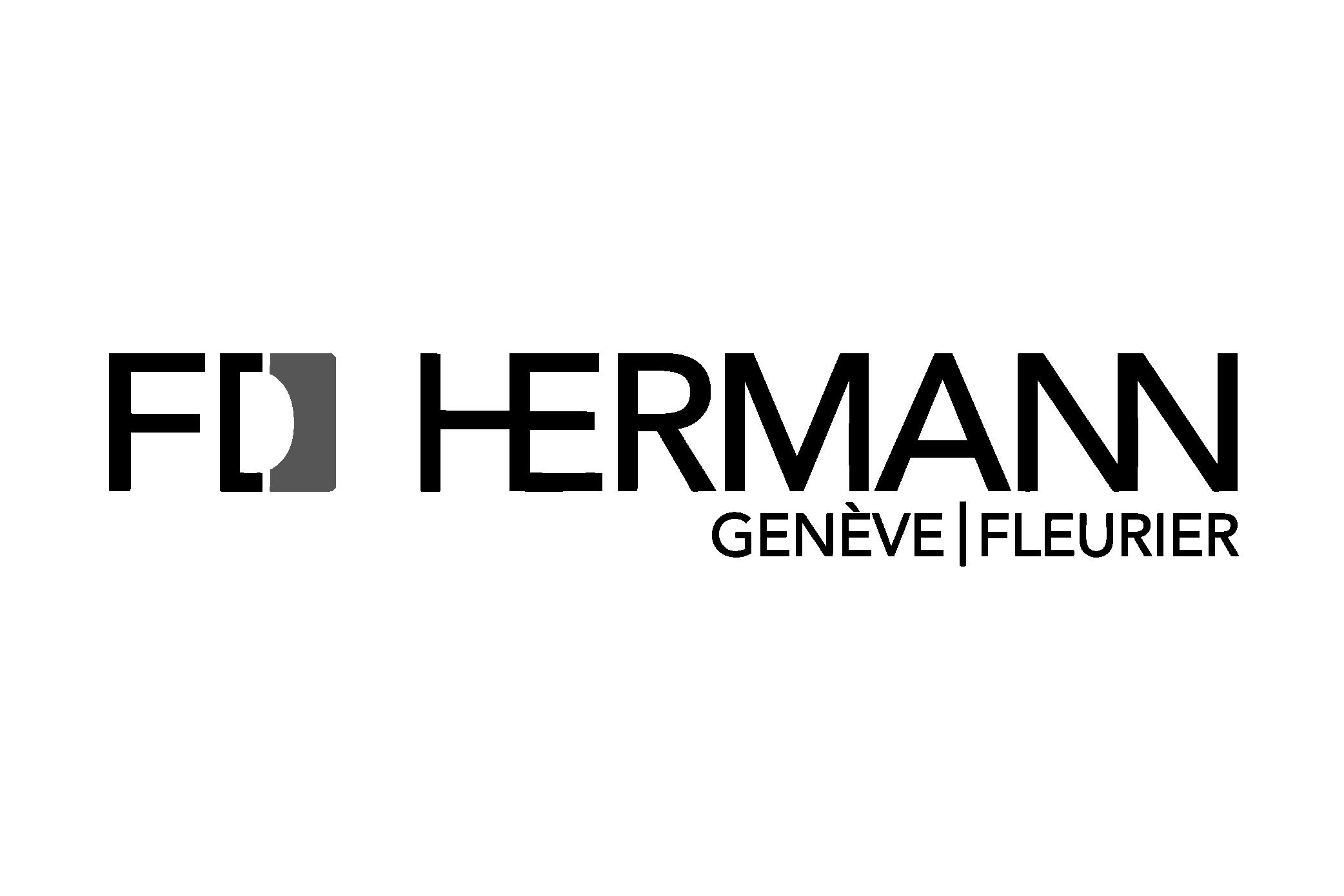 fd hermann- company logo