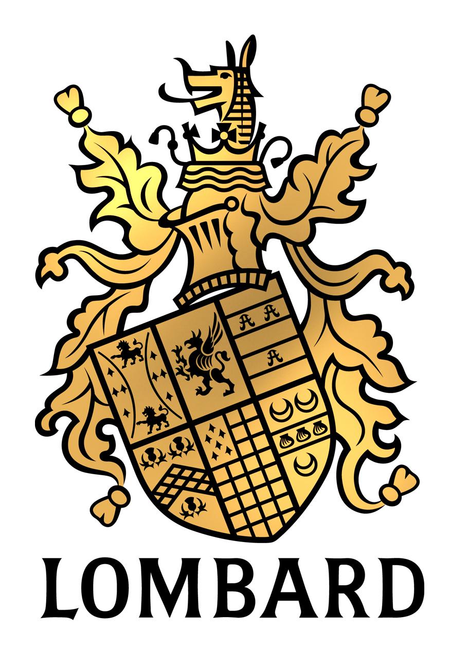 lombard scotch whisky- company logo