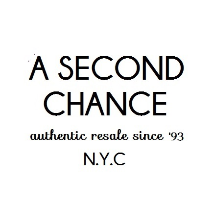a second chance- company logo