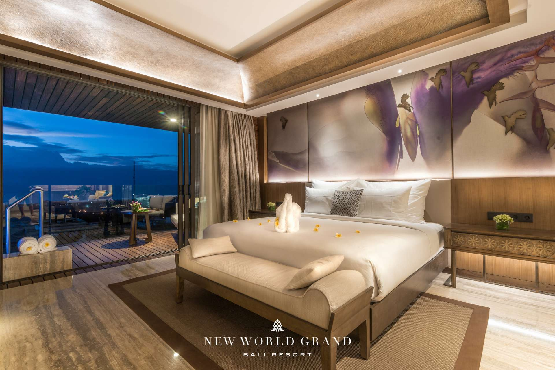 Grand Suite - New World Grand Bali Resort