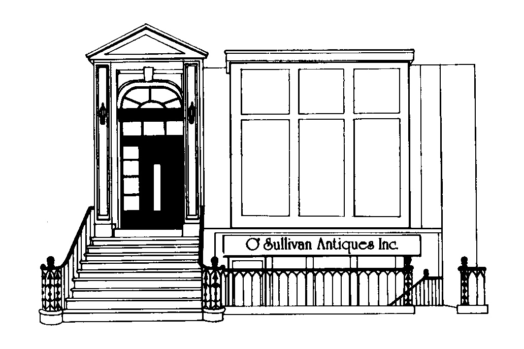 o sullivan antiques- company logo