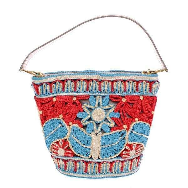 Dolce & Gabbana Miss Ingrid multicolor shoulder bag