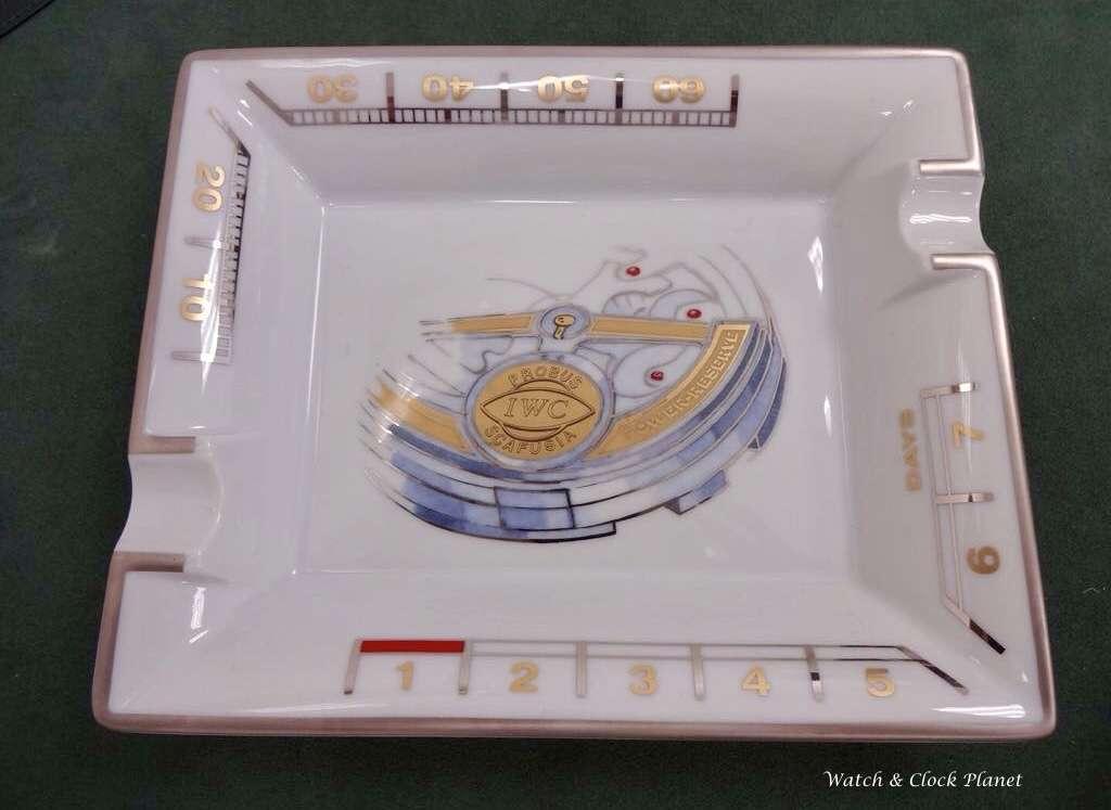 IWC Probus Scafusia vintage sundries tray