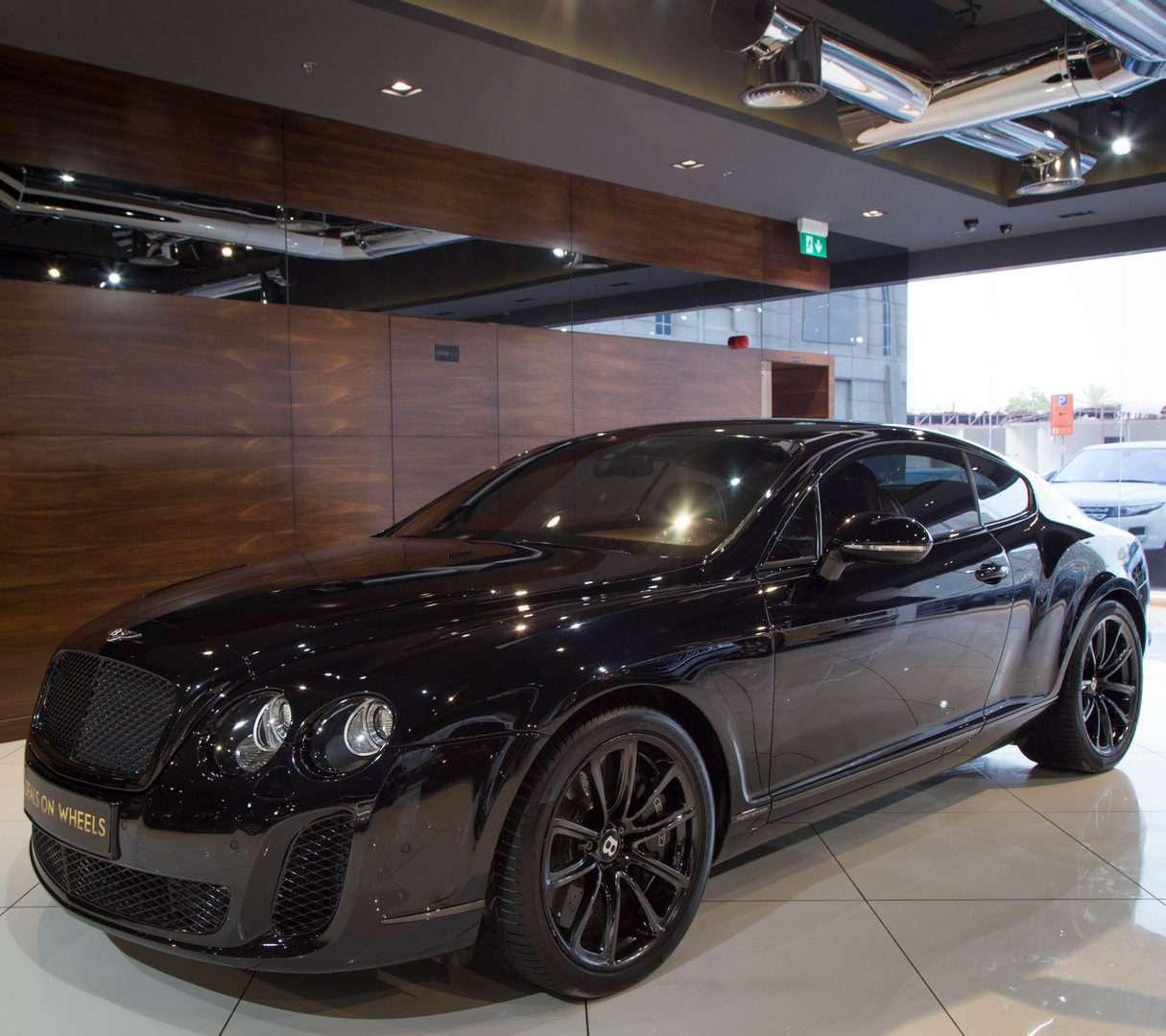 2010 BENTLEY - GT SUPER SPORT