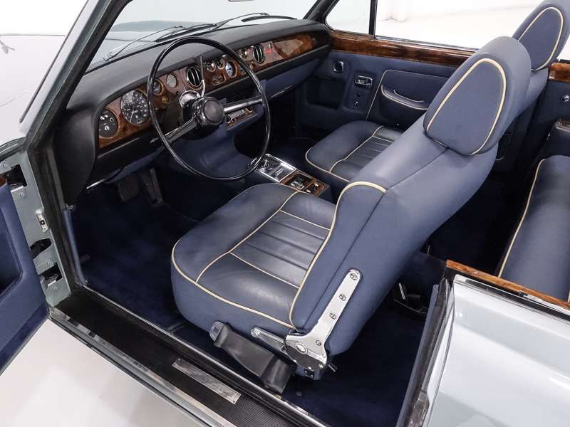 1969 Rolls-Royce Silver Shadow Convertible