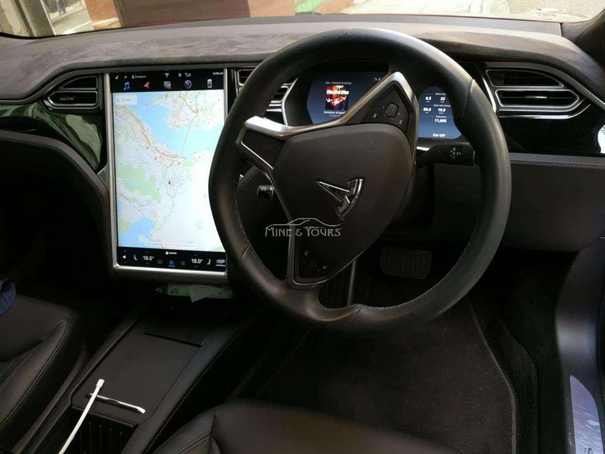 2016 Tesla Model S 90D (Code 2113)