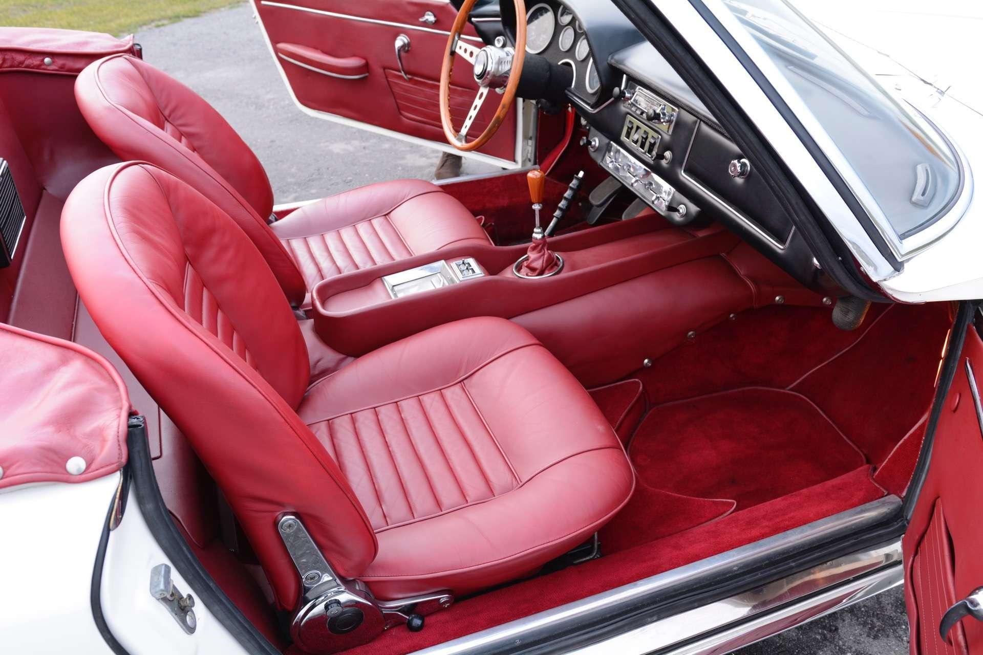 Maserati Mistral 4000 Spyder 1967