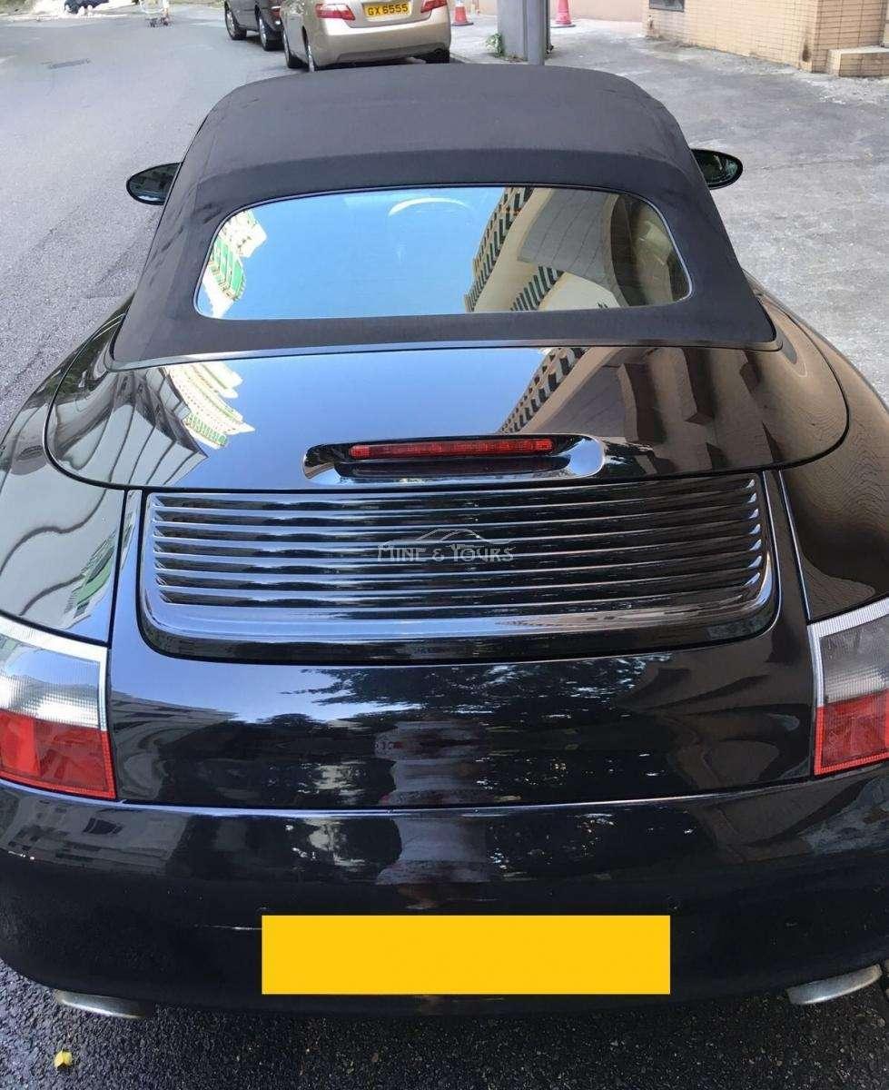 2002 Porsche 911 996 Carrera 4 Cab (Code 2135)