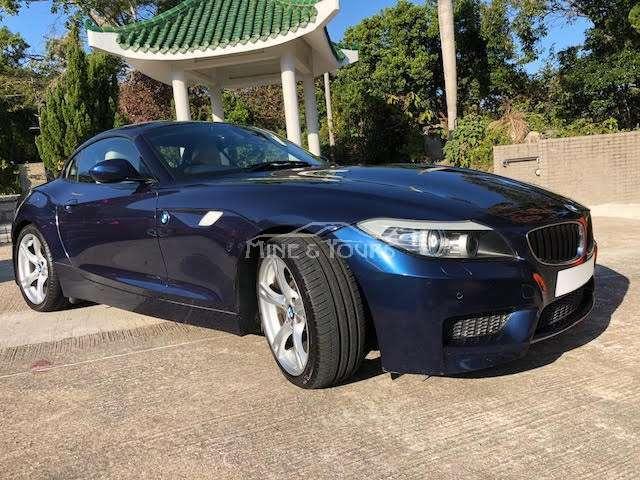 2010 BMW Z4 SDrive 23IA roadster M. (Code 2138)