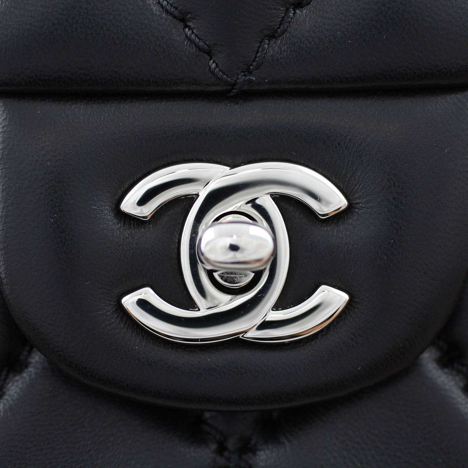 CHANEL EASY CARRY MEDIUM FLAP BAG