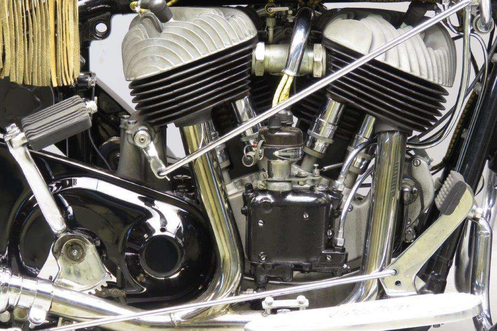 Indian 1946 Chief 1200cc 2 cyl sv 2801