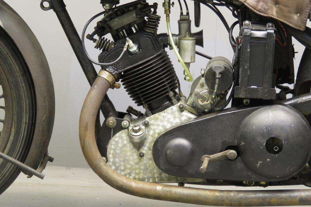 Sarolea 1932 32B 350cc 1 cyl ohv 2801