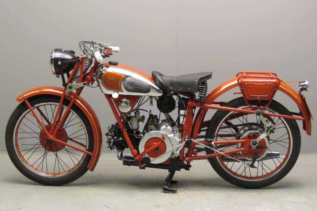 Moto Guzzi 1933 P175 174cc 1 cyl ohv 2801