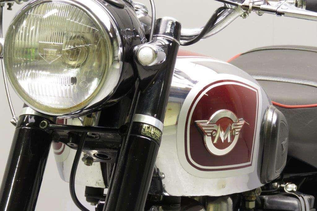 Matchless 1956 G9 500cc 2 cyl ohv 2712