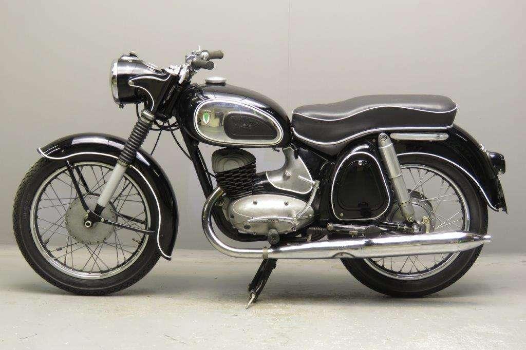 DKW 1956 RT175 175cc 1 cyl ts 2712