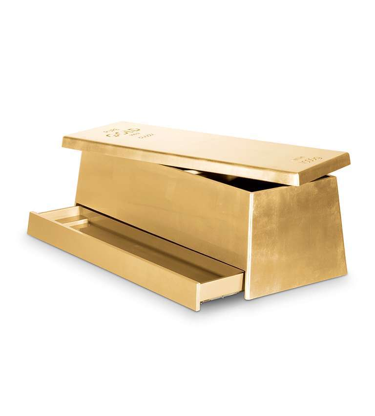 GOLD BOX TOY BOX