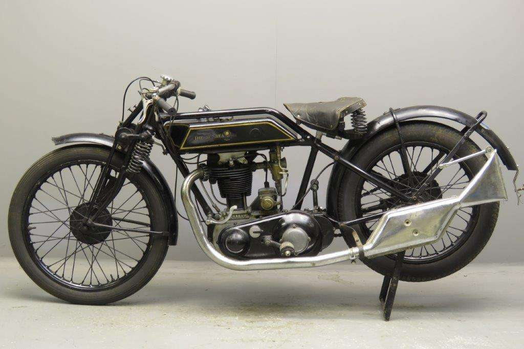 Sunbeam 1928 model 8 2712