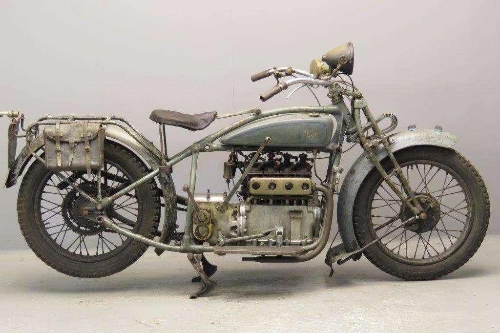 FN 1924 M50 750cc 4cyl ioe 2712