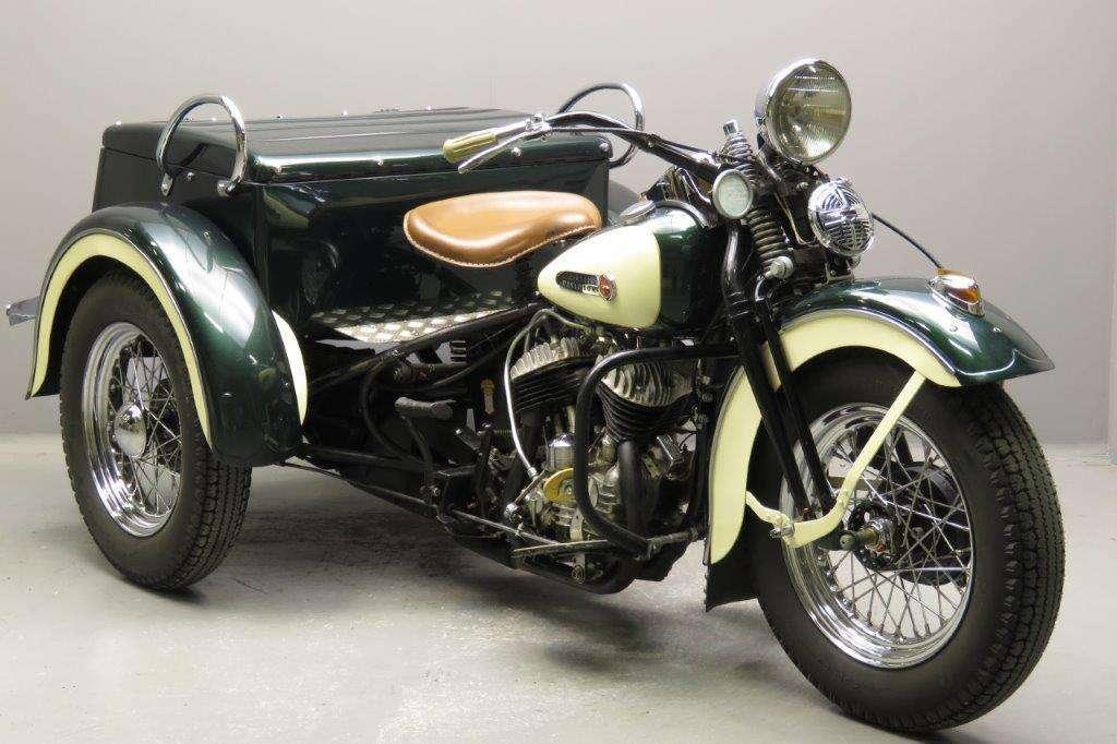 Harley Davidson 1947 Servicar 2711