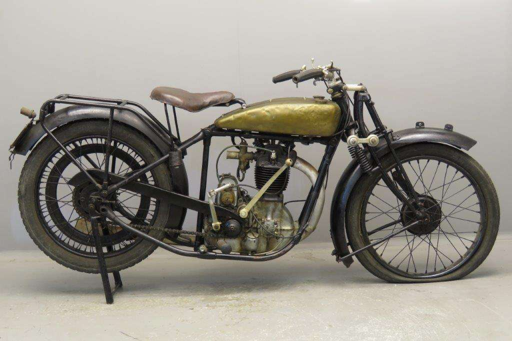 FN 1926 M67A 500cc 1 cyl ohv 2711
