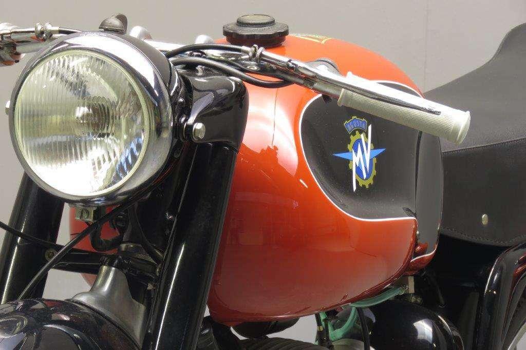 MV Agusta 1957 Turismo Rapido Lusso 125cc 2711