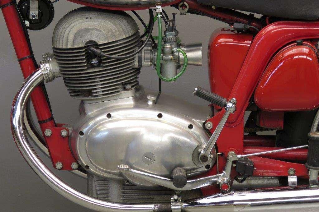MV Agusta 1969 250B 250cc 2 cyl ohv 2710