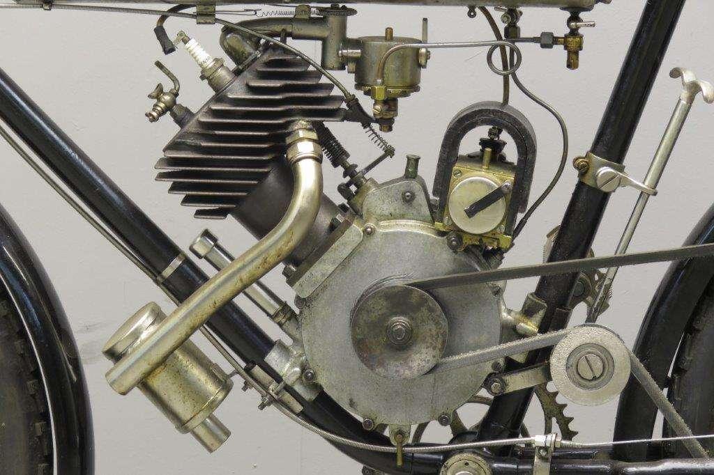 Moto Reve 1910 248cc 1 cyl aiv 2710