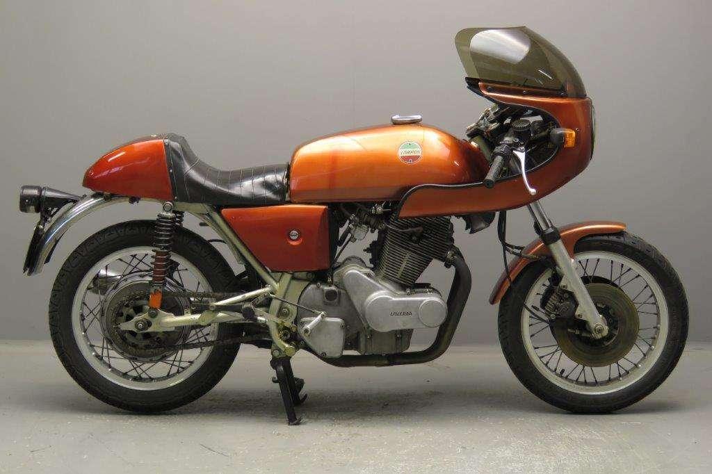 Laverda 1974 SF2 744cc 2 cyl ohv 2710