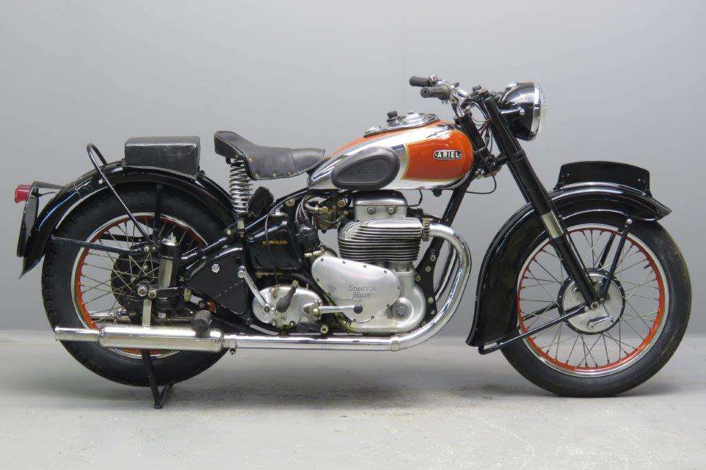Ariel 1949 Square Four MK1 1000cc 4 cycl ohv 2701