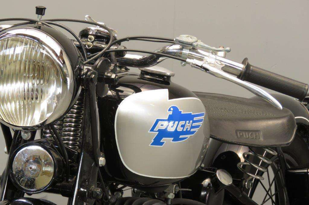 Puch 1934 S4 250cc 2 cyl ts 2708